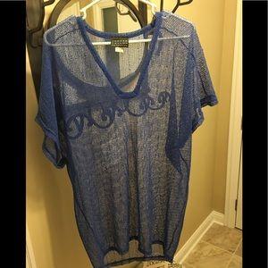 Jordan Taylor Collection swim suit cover up